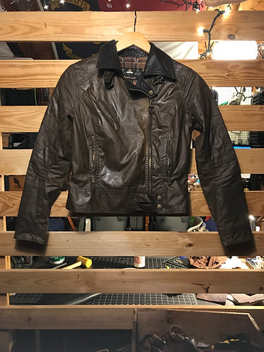 Vintage Women's Barbour Moto