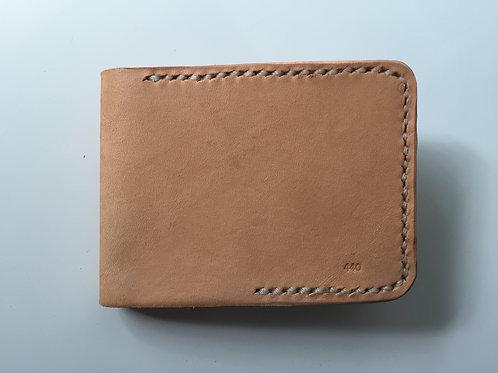 Veg Tan Casey Jones Wallet