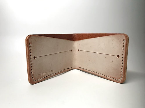 Ghost Bi-Fold - Chestnut