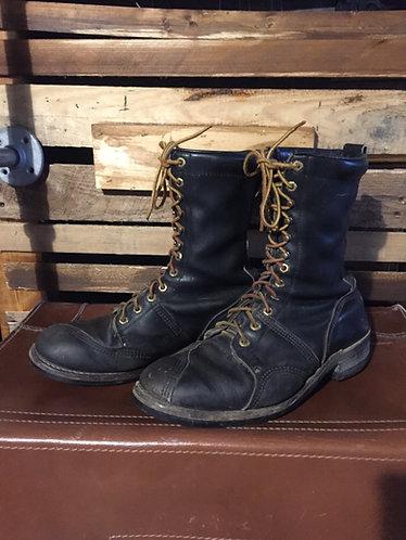 Vintage Linesman Boots