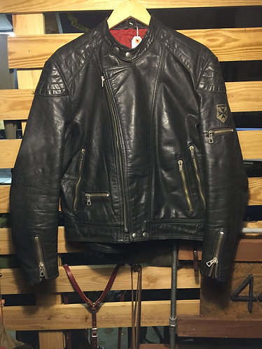 Vintage Harro Cafe Racer Jacket