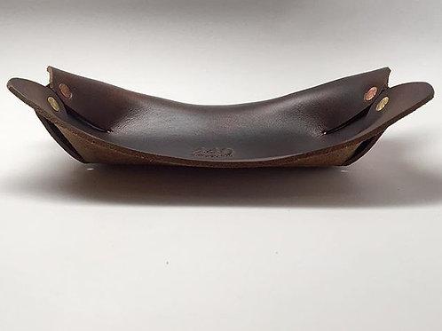 Modernist Tray: Brown