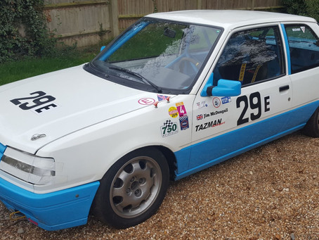 Peugeot 309 GTI Race Car
