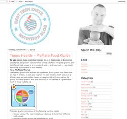 Best Teen Diets - blog