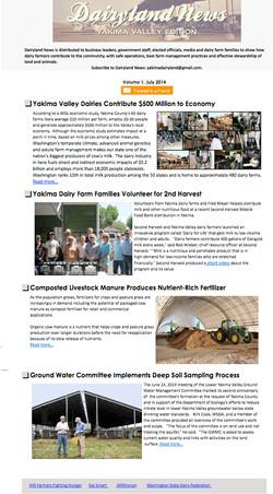 Dairyland News-Yakima Valley Edition