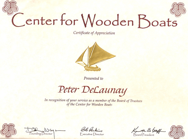 Center For Wooden Boats