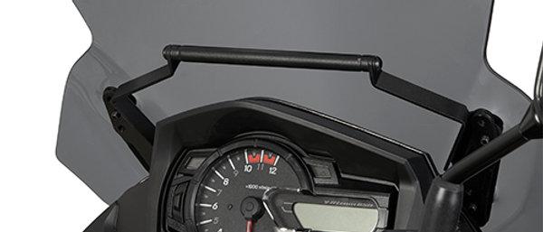 KFB3112  Barra Soporte Kappa Portasmartphone/GPS Suzuki Vstrom 650 XT