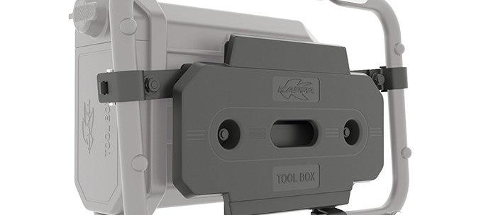 Porta Herramientas Kappa KS250 +Kit ensamble sobre Herraje Lateral