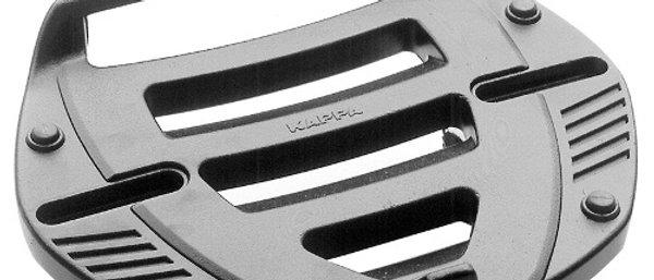 MKN Parrilla Kappa MONOLOCK® en aluminio