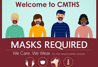 Welcome to CMTHS wear a mask web.png
