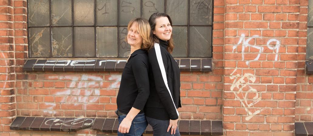 Meet your Team  - Gaby Berger - Anita Trusheim