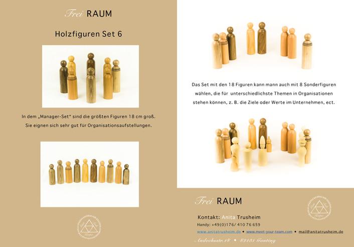 Katalog systemische Holzfiguren Anita Trusheim