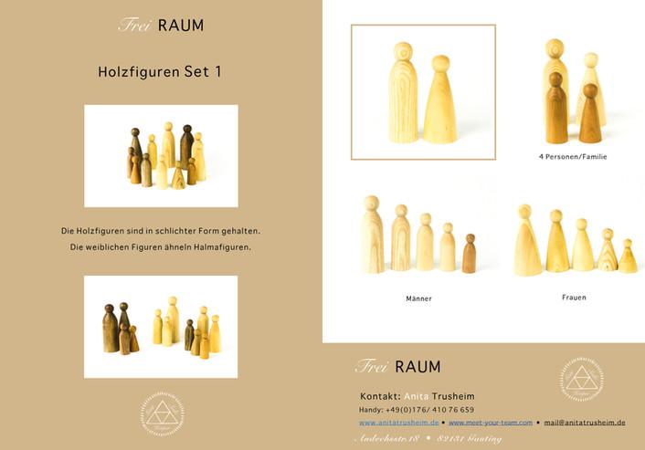 Katalog systemische Holzfiguren