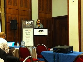 Presenting at MMT