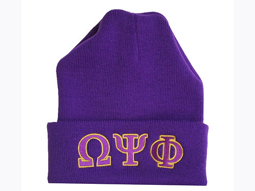 OPP-0011- Knit Cuff Cap