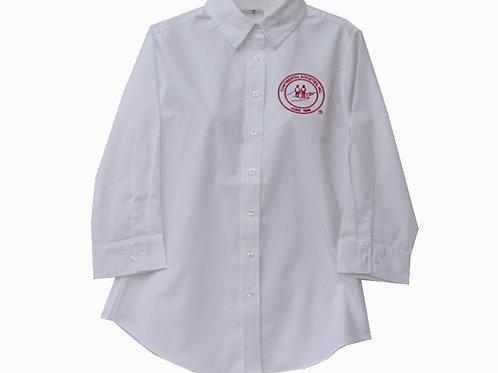 CSI-504-3/4 Length Fitted Shirt