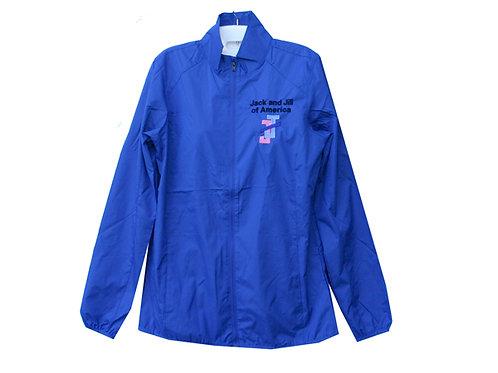 J&J-704-Light Weight Zip Up Jacket