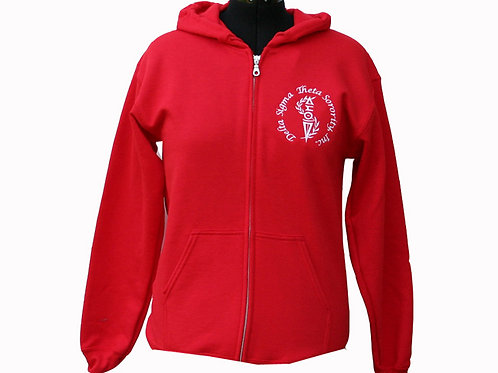 DST-604-Torch Zip Up Hoodie