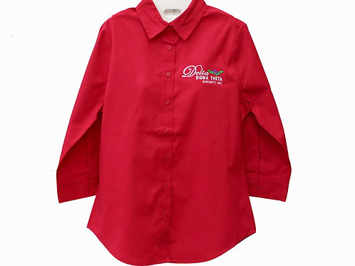 DST-503-3/4 Length Fitted Shirt