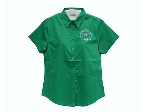 CSI-503-Short Sleeve Button Shirt