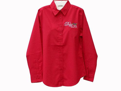 DST-504-Long Sleeve Button Shirt