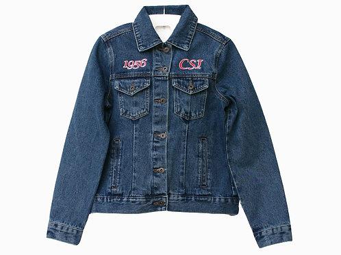 CSI-703-Denim Jacket