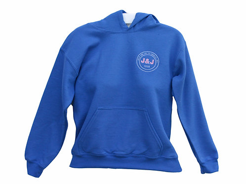 J&J-807-Youth Pull Over Hoodies