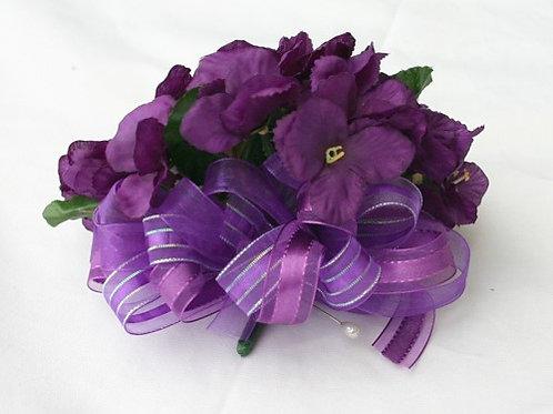 DST-302-Violet Corsage