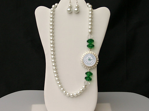 CSI-109 Necklace and Earring Set