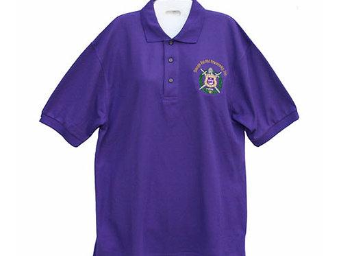 OPP-004-Polo Shirt (Short Sleeve)