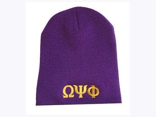 OPP-0012- Knit Beanie Cap
