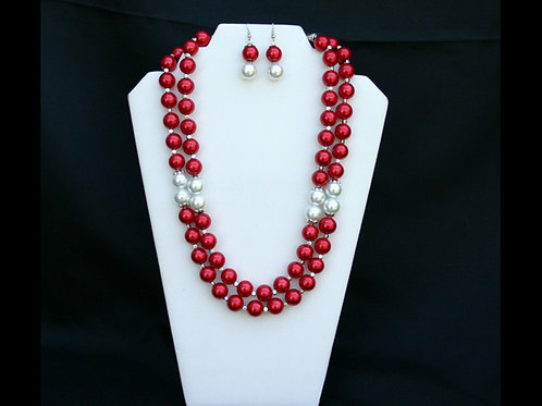 DST-115-Necklace and Earring Set