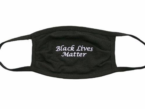 BLM-002-Black Lives Matter Face Mask