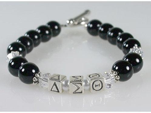 DST-203- Black Onyx Bracelets