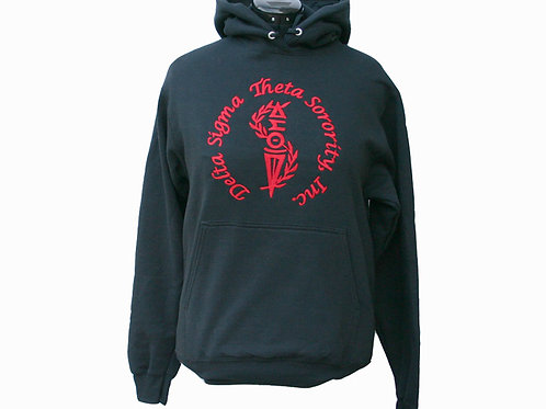 DST-601- Torch- Pull Over Hoodie
