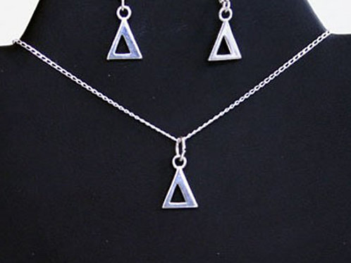 DST-107- Small SS Pyramid Set