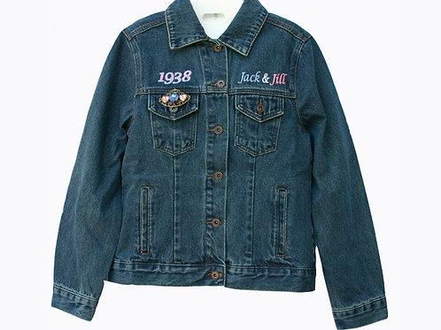 J&J-705-Denim Jacket