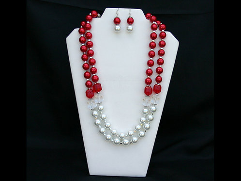 DST-116-Necklace and Earring Set