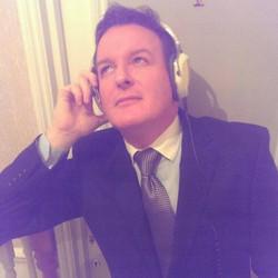 The SloaneRanger DJ portrait