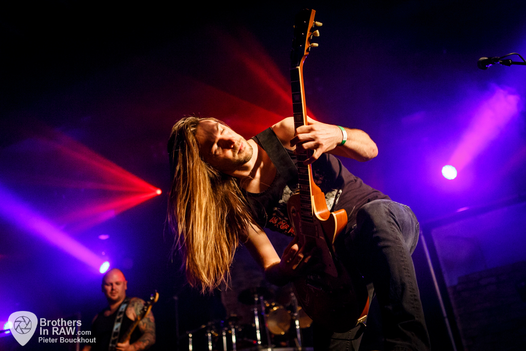Tribfest Roeselare- Up the Irons - 9975