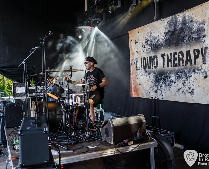 20190824 Plectrumfest - 1 Liquid Therapy