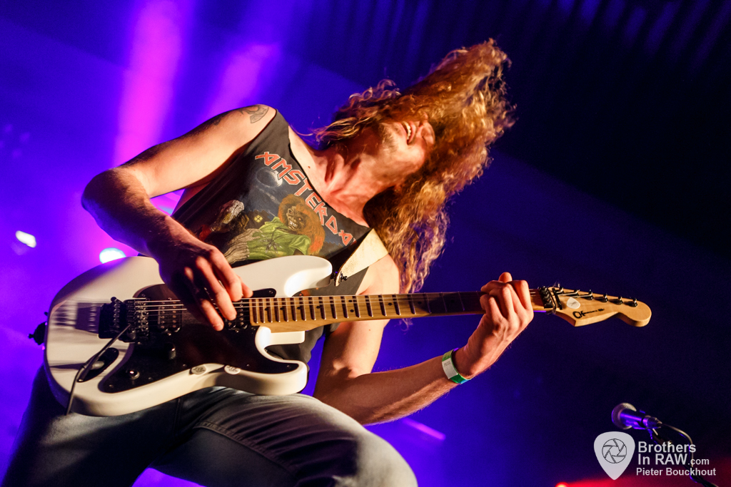 Tribfest Roeselare-  Up the Irons - 9952