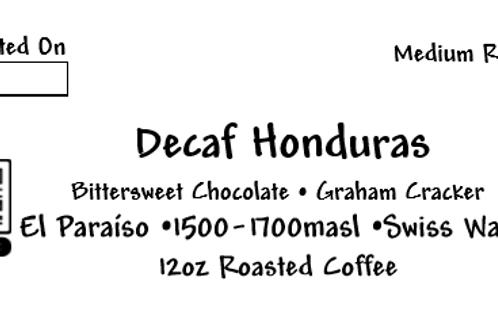 Decaf Honduras