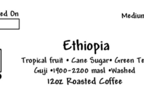 Washed Ethiopia