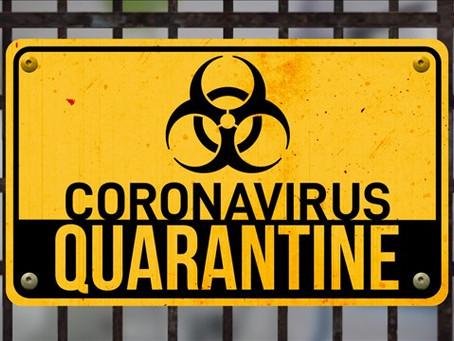 Coronavírus: SP e RJ começam maior quarentena do país