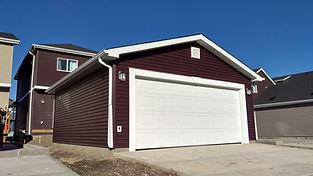 Edmonton Garage Colors