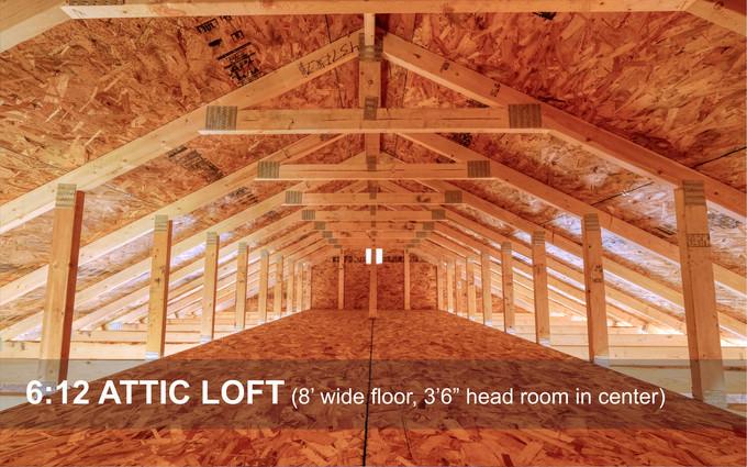 6:12 Attic Loft