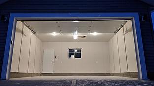 Edmonton Garage Builder Insulation ad Drywall
