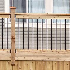 Edmonton Deck Builder - Skirting