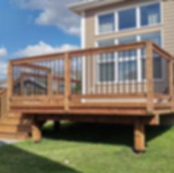Edmonton Deck Builder - Deck